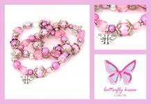 butterfly kisses roze compilatie