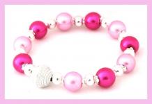 mix match pink fuchsia