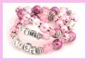 XXL roze donkerzilver namen